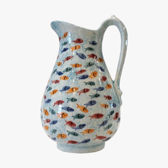 Ceramic Fish Jug (Medium)